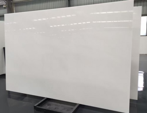 Absolute White Marble