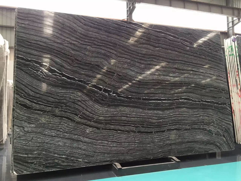 Ancient Wood Grain Marble