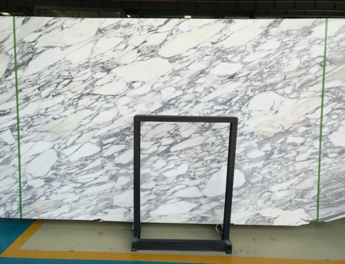 Bianco Arabescato White Marble
