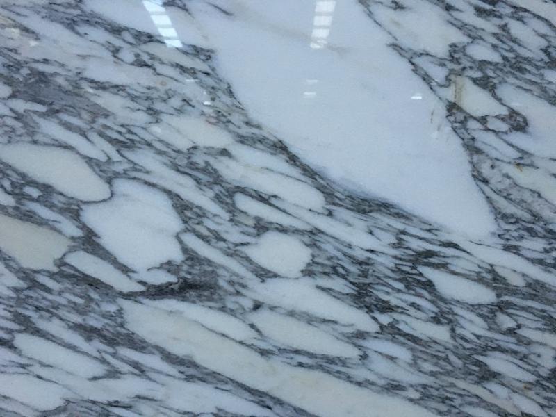 Arabescato White Marble Tiles