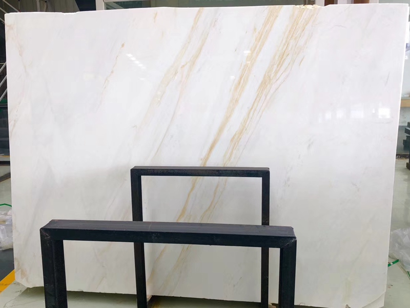 Ariston Golden Marble Slabs