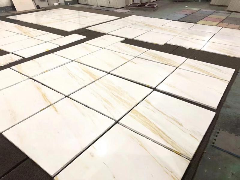 Ariston Golden Marble Tiles
