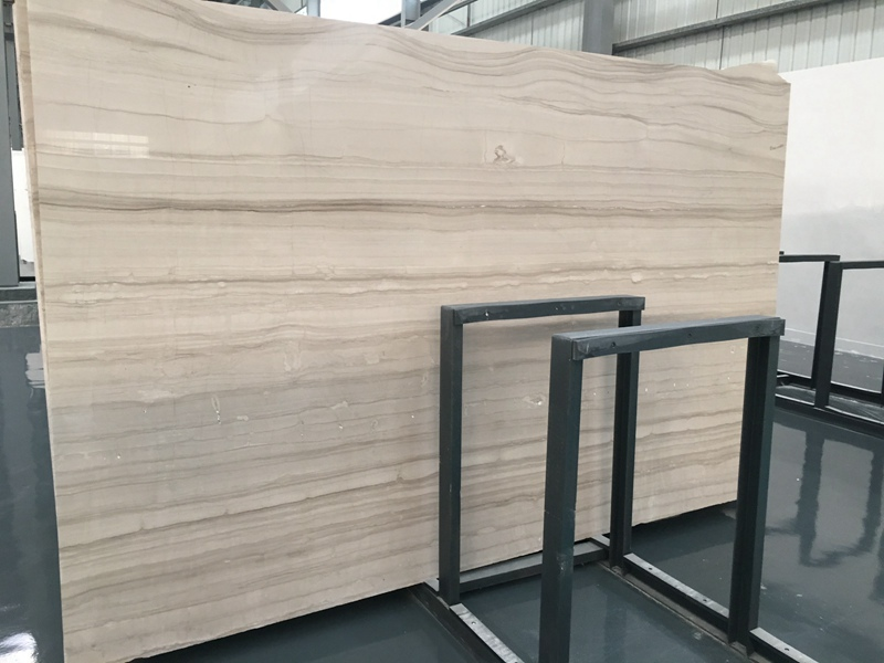 Athens Wood Grain Marble Slabs