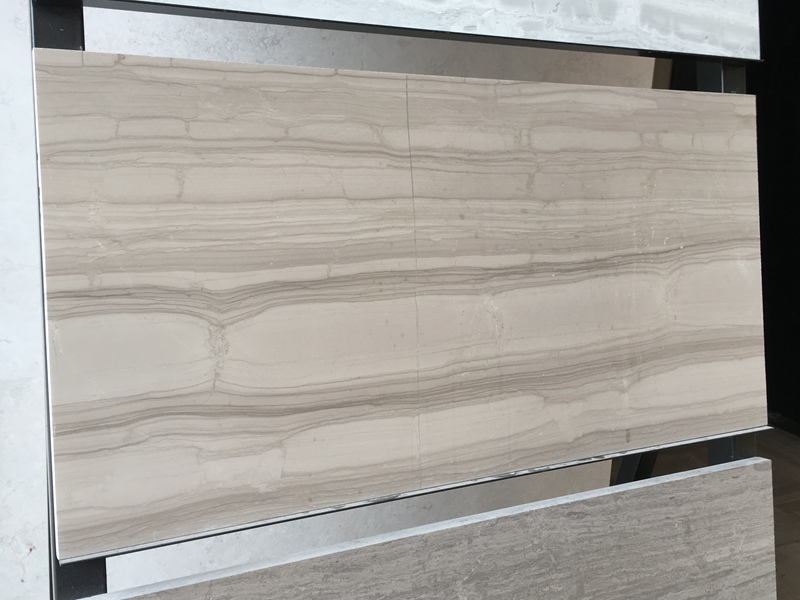 Athens Wood Grain Marble Tiles