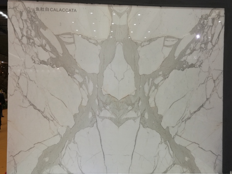 Bianco Calacatta White Marble Slabs