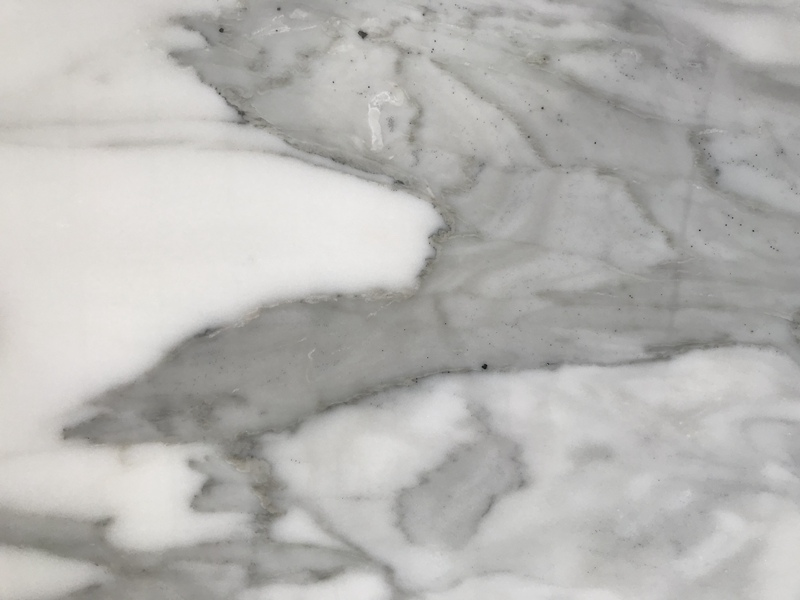 Bianco Calacatta White Marble Tiles
