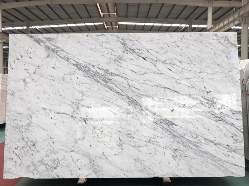 Bianco Carrara White Marble Countertops