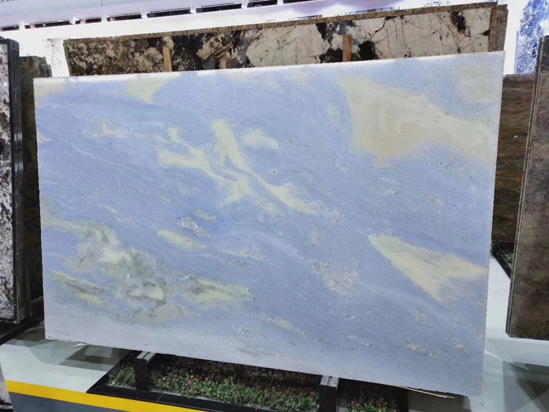 Blue Sky Marble Countertops