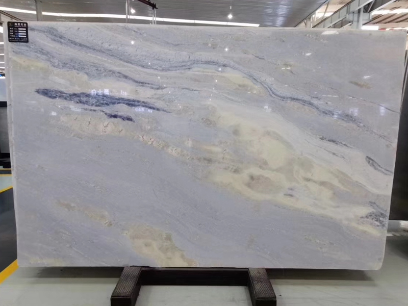 Blue Sky Marble Slabs