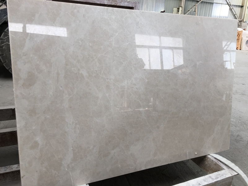 Burdur Light Beige Marble