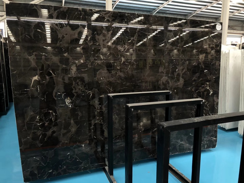 China Dark Emperador Marble Tiles