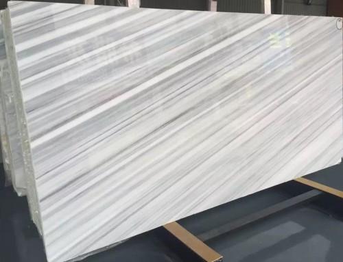 China Equator White Marble