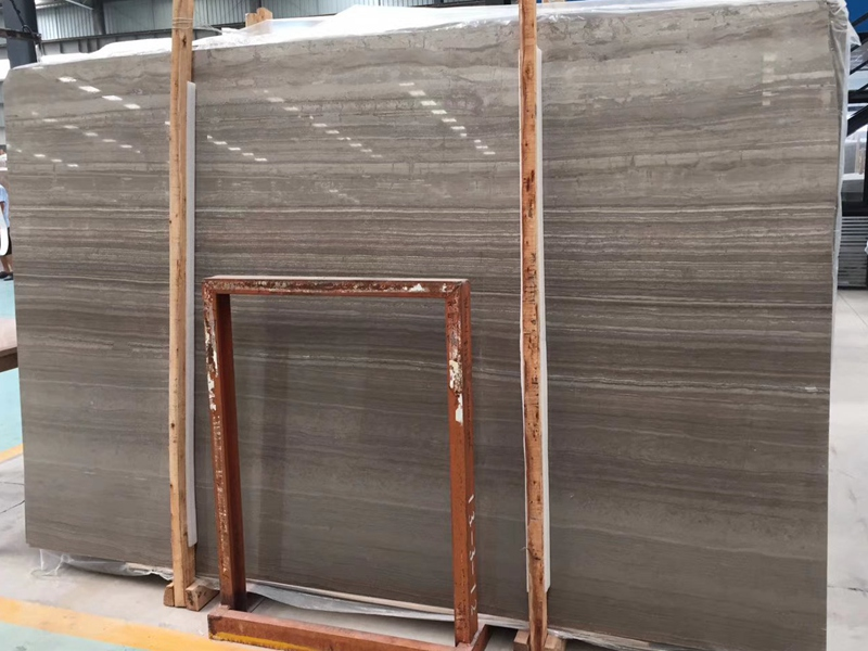 Coffee Wood Marble Slabs