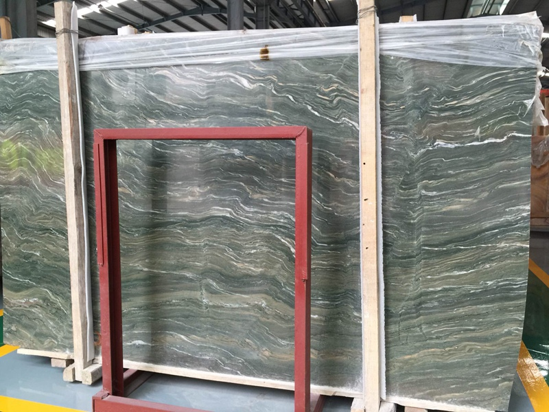 Green Wood Jade Marble