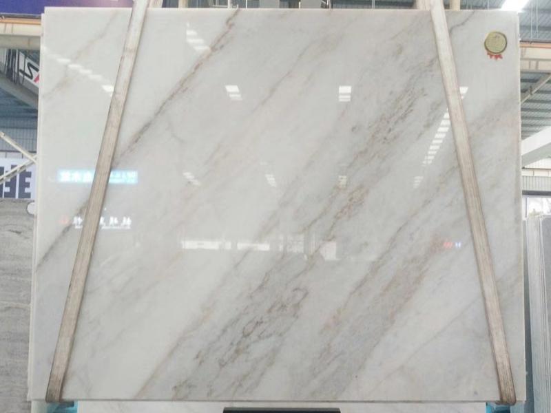 Guangxi White Marble