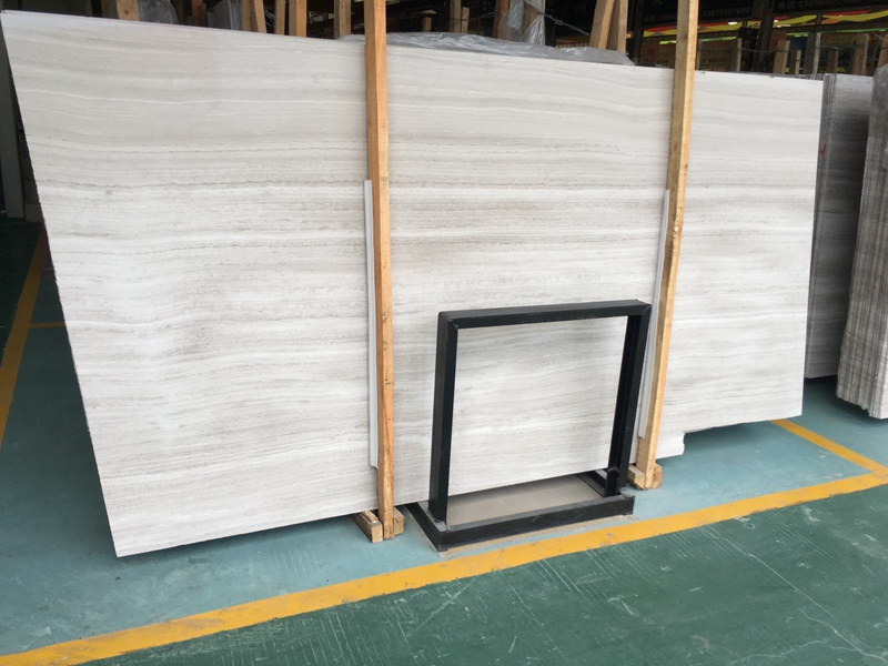 Guizhou White Serpeggiante Marble