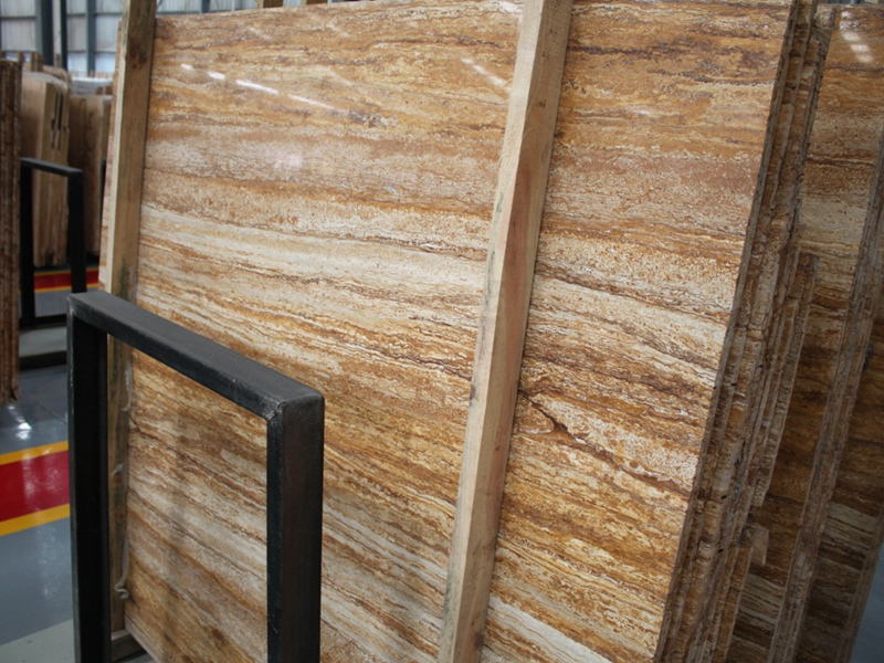 Iran Walnut Travertine