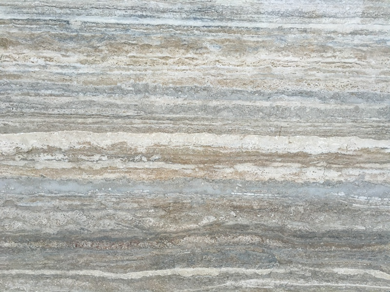 Italian Silver Grey Travertine Tiles