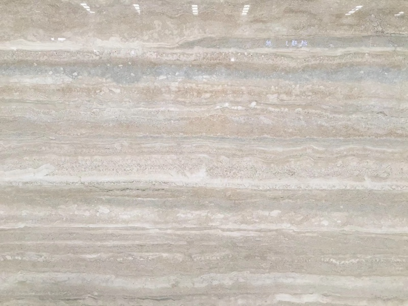 Italian Silver Grey Travertine