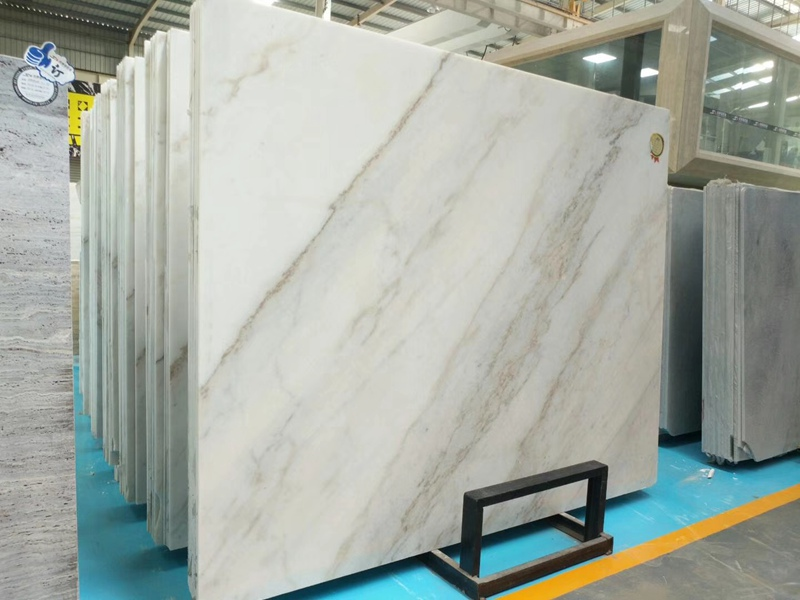 Kwong Sal White Marble