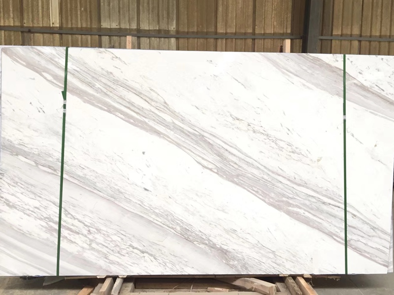 Macedonian White Marble