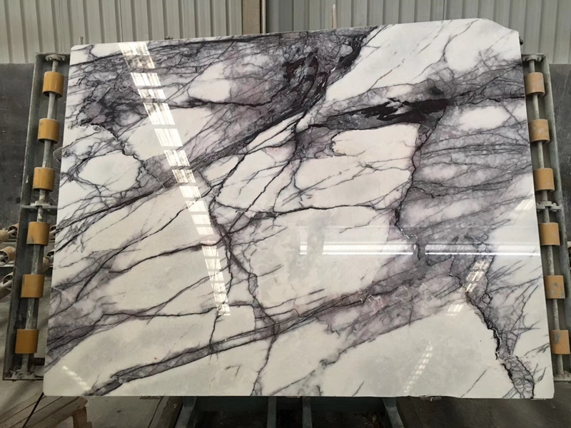 Milas Kavaklidere Lilac Marble