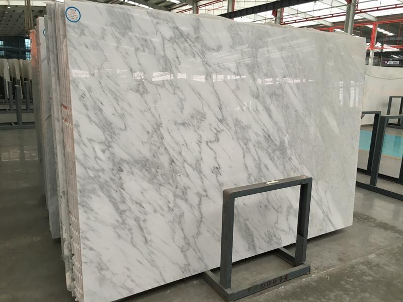 Oriental White Marble Countertops