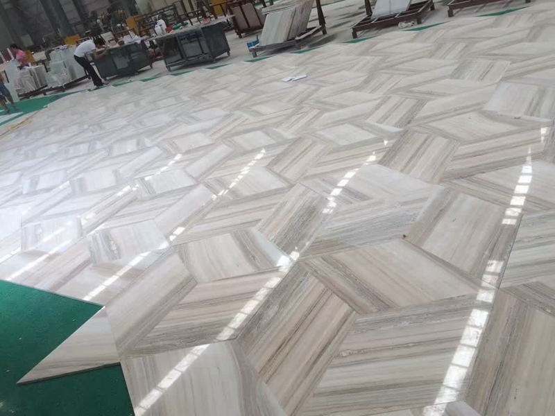 Palissandro Bianco Marble
