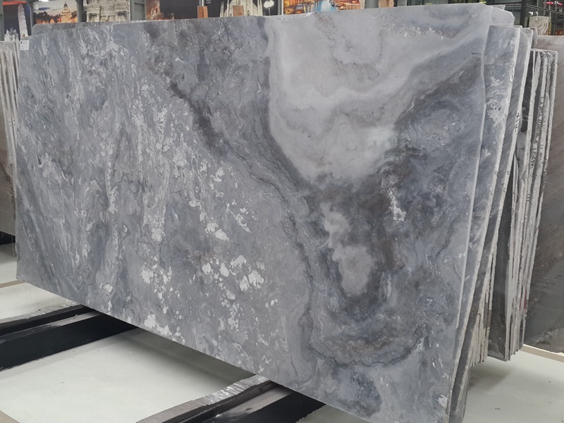 Palissandro Blu Nuvolato Marble Countertops