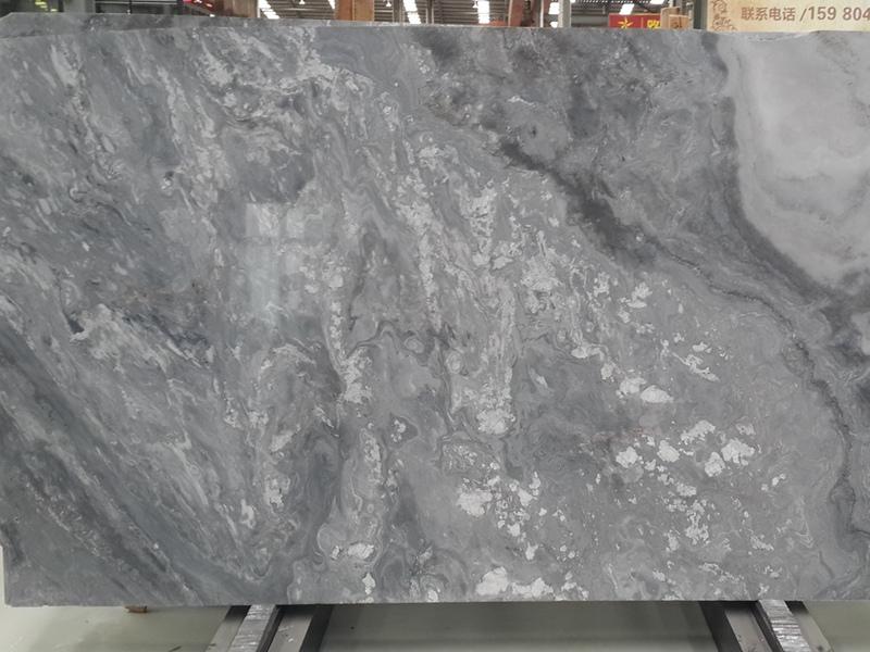 Palissandro Blu Nuvolato Marble Tiles