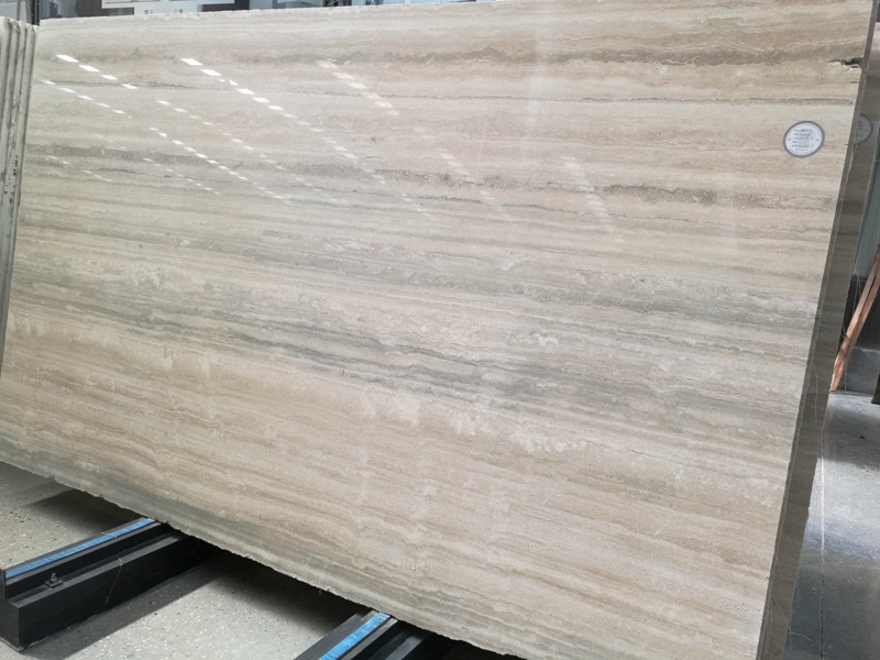 Roman Travertine Silver Fosse Travertine