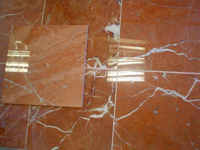 Rosso Alicante Red Marble