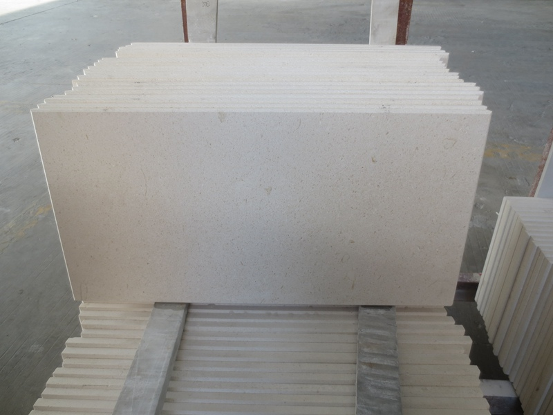Sandy White Limestone