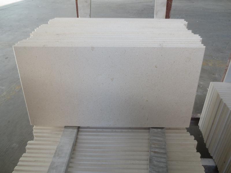Sandy White Limestone