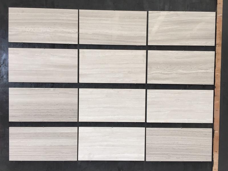 Silk Georgette Marble Tiles