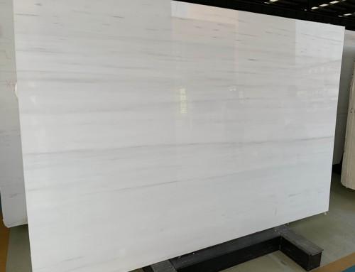 Polar Star White Marble