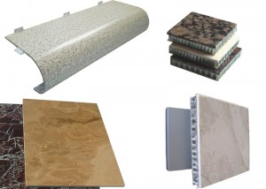 Types and advantages of stone composite slabs