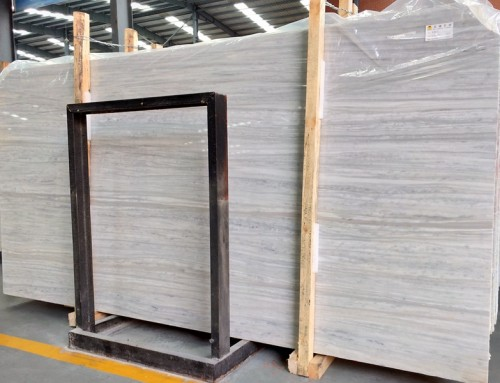 Greek Vermion Wood White Marble