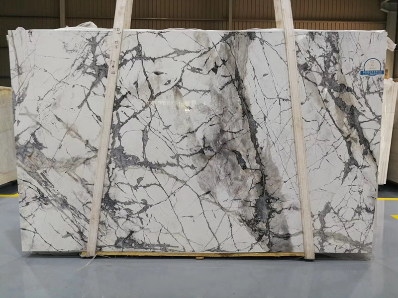 Invisible Grey Marble