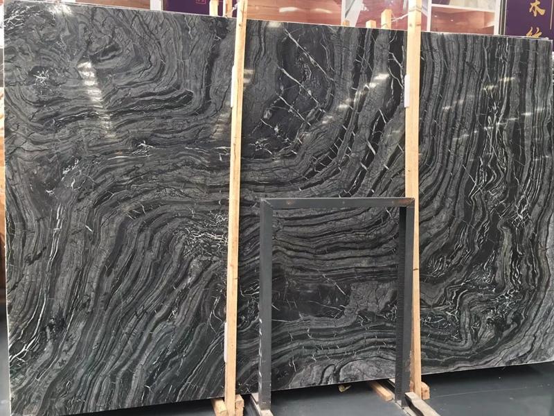 Zebra Black Marble