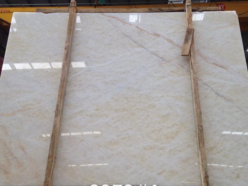 Backlit Maya Beige Onyx Countertops