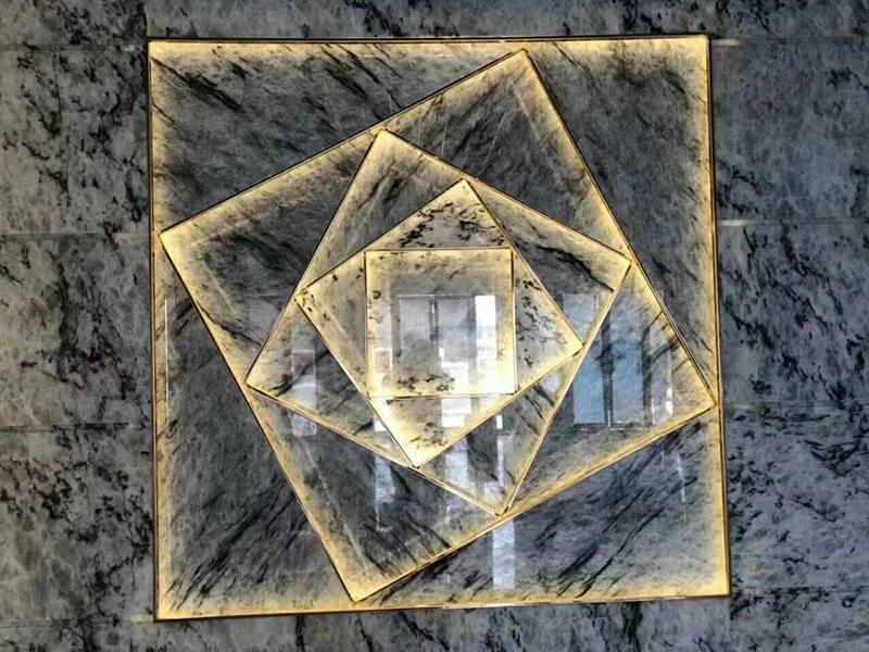 Blue Crystal Onyx