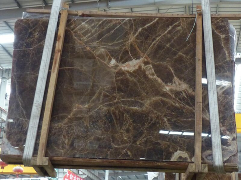 Coffee Brown Onyx Slabs