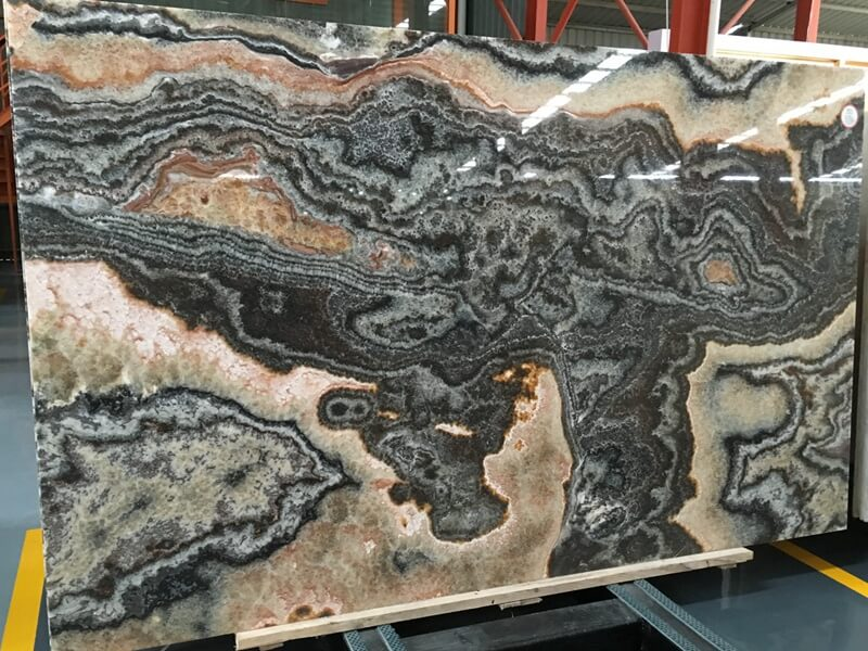 Dragon Black Onyx Table Tops