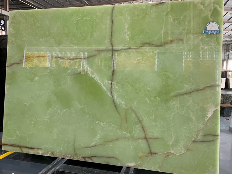 Iran Light Green Onyx