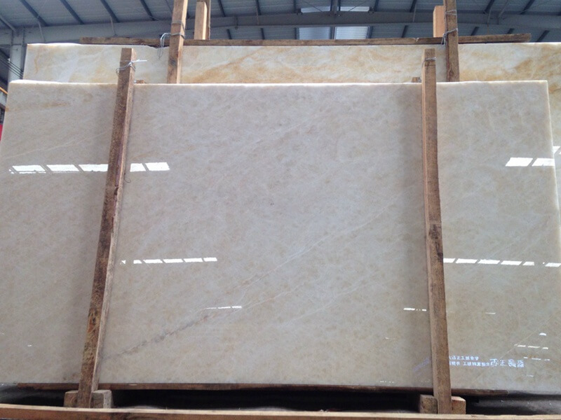 Maya Beige Onyx Table Tops