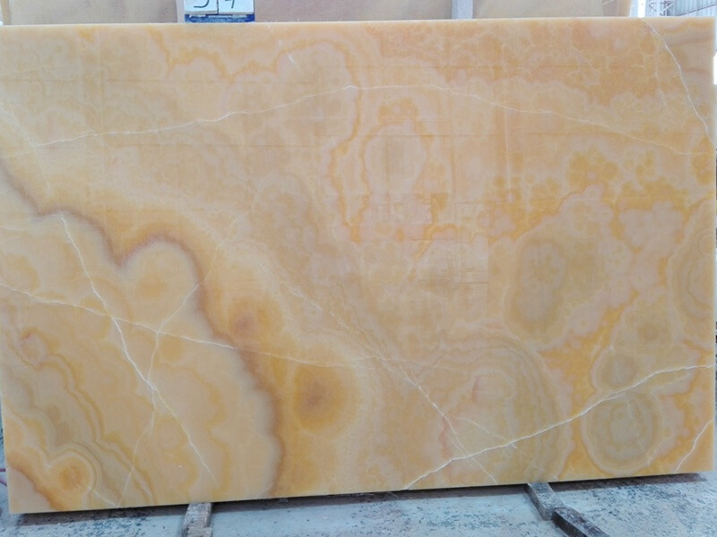 Orange Onyx Table Tops