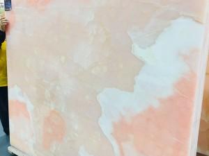 Rose Pink Onyx