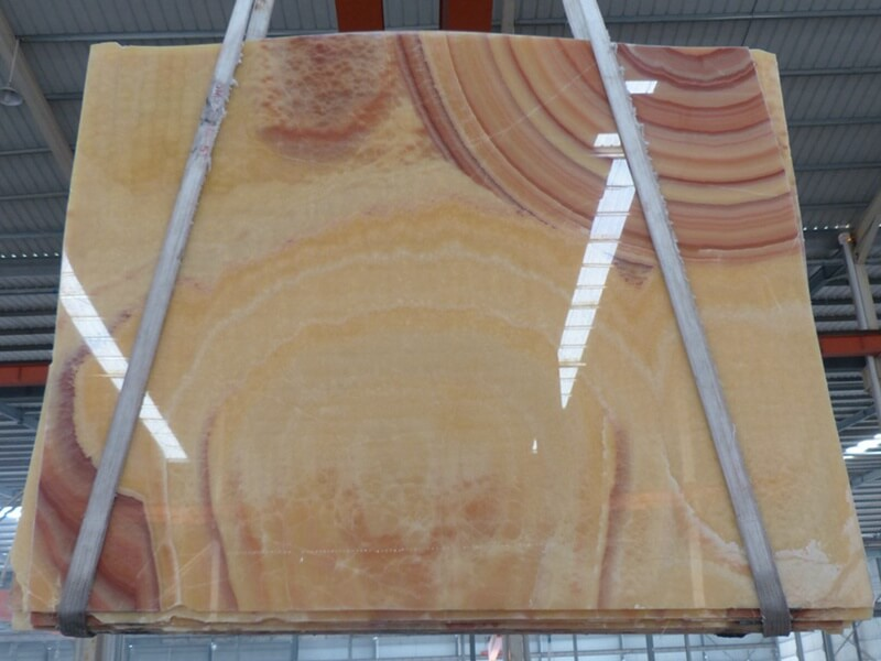 Red Dragon Pina Onyx Slabs
