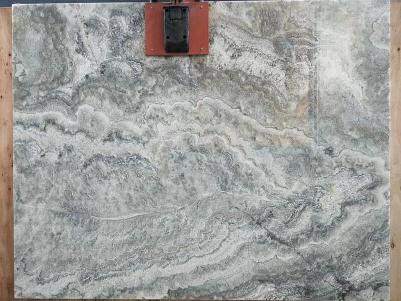 Cloudy Gray Onyx Tiles